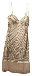 Aidan Mattox Sequins Dress