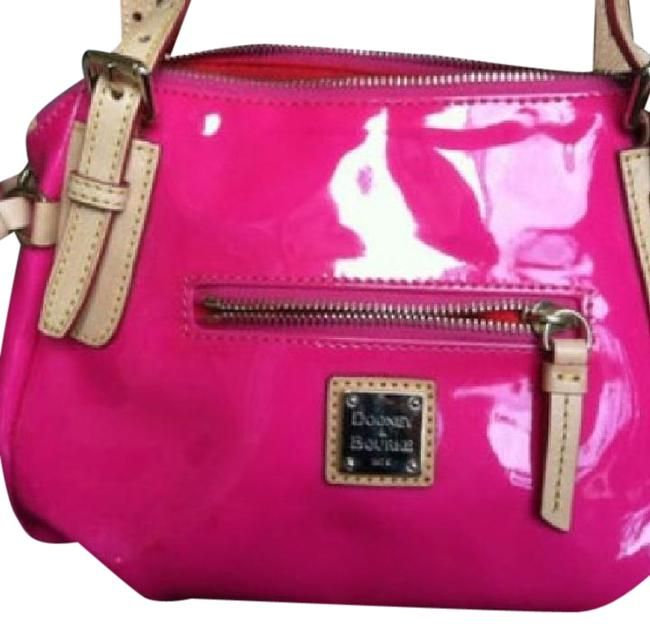 Item - Neon Pink Patent Leather Tote