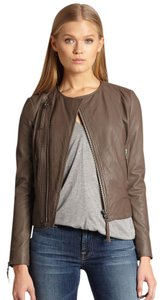 Joie Brown Leather Jacket