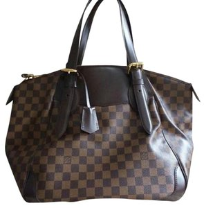 Louis Vuitton Verona Gm Damier De Lv Shoulder Bag