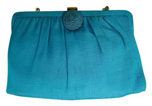 Ande' Turquoise Blue/Green Clutch