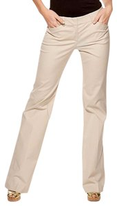 Theory Flare Pants Khaki