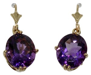 Other Amethyst Dangle Earrings