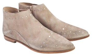Free People Studded Aquarian Taupe Boots
