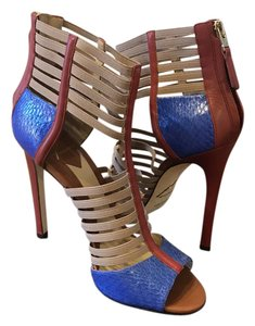 Brian Atwood Multicolor Sandals