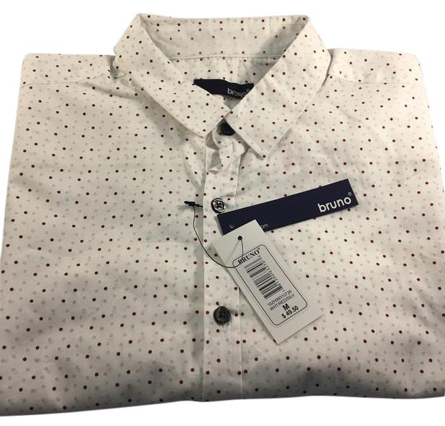 Item - White 305827 Button-down Top Size 8 (M)