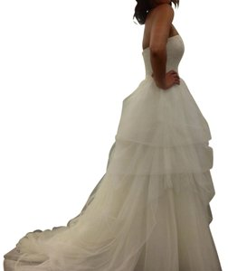 Vera Wang Vera Wang White Vw351065 Wedding Dress Wedding Dress