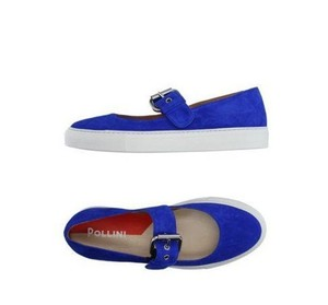 Pollini (Italy) Blue Athletic