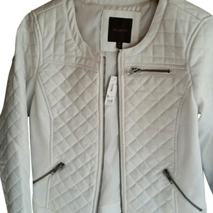 The Limited Off White Jacket