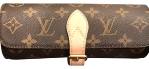 Louis Vuitton Louis Vuitton Monogram Watch Case