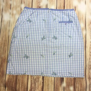 Lilly Pulitzer Mini Skirt Baby Blue