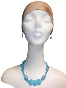 Other necklace with matching earings
