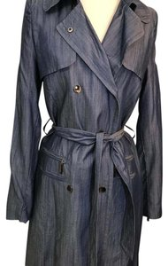 Vertigo Trench Coat