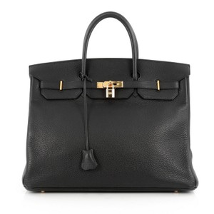 Hermès Togo Leather Tote