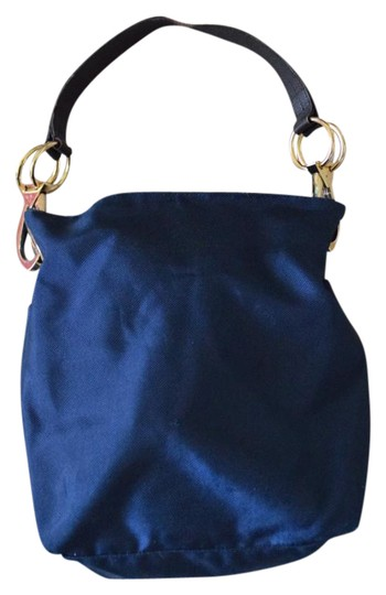 Preload https://img-static.tradesy.com/item/21164363/jpk-paris-navy-blue-with-chunky-gold-hardware-tote-0-1-540-540.jpg