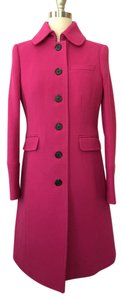 J.Crew Wool Lady Hot Trench Coat