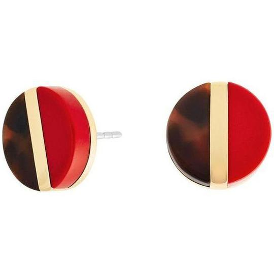 Michael Kors MK Limited Edition Red and Tortoise Jewelry