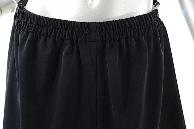 Susans Wrinkle Free Narrow Ankle Relaxed Pants Black