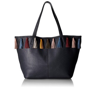 Rebecca Minkoff Tote in Moon / Navy