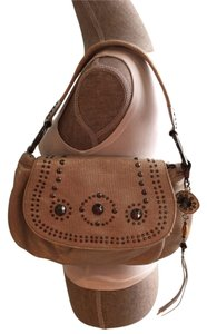 Franco Sarto Metallic Hobo Hobo Shoulder Bag