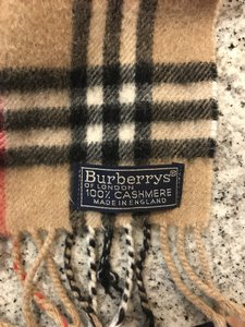 Burberry Burberry Vintage Scarf