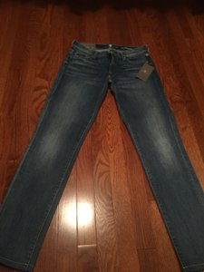 7 For All Mankind Classic Roxanne Skinny Jeans
