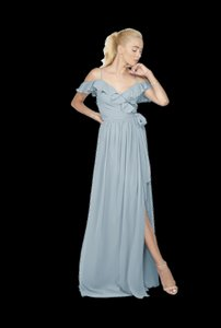 Joanna August Into The Mystic Portia Long Dress