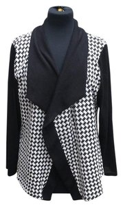 Notations black and white Jacket
