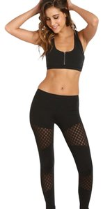 SOLOW Diamond Mesh Legging