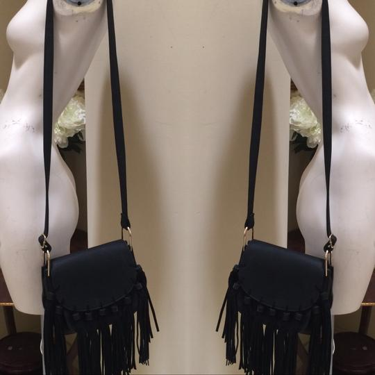 Fringed Cross Body Hand Bag Cross Body Bag