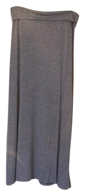 Preload https://img-static.tradesy.com/item/21166023/heather-grey-new-maxi-skirt-size-14-l-34-0-1-650-650.jpg