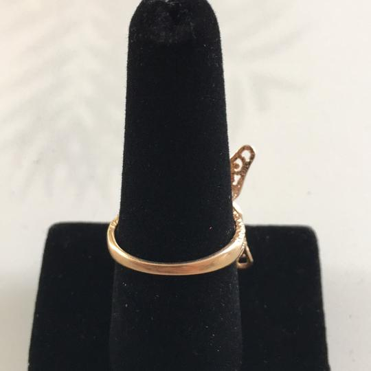 Other 14k Gold Butterfly Ring