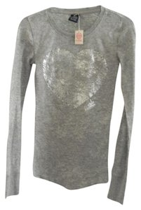 Victoria's Secret T Shirt Grey