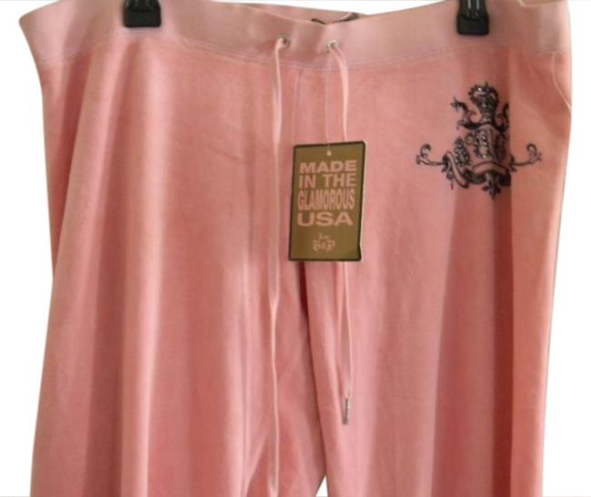 Preload https://img-static.tradesy.com/item/21166340/juicy-couture-light-pink-rhinestone-graphic-velour-lounge-athletic-shorts-size-16-xl-plus-0x-0-2-650-650.jpg
