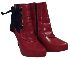 Diba East Red Boots