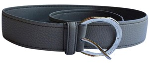 Prada Daino Leather Belt