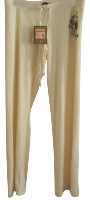 Preload https://img-static.tradesy.com/item/21166444/juicy-couture-ivory-graphic-signatute-velour-lounge-athletic-shorts-size-12-l-32-33-0-1-650-650.jpg