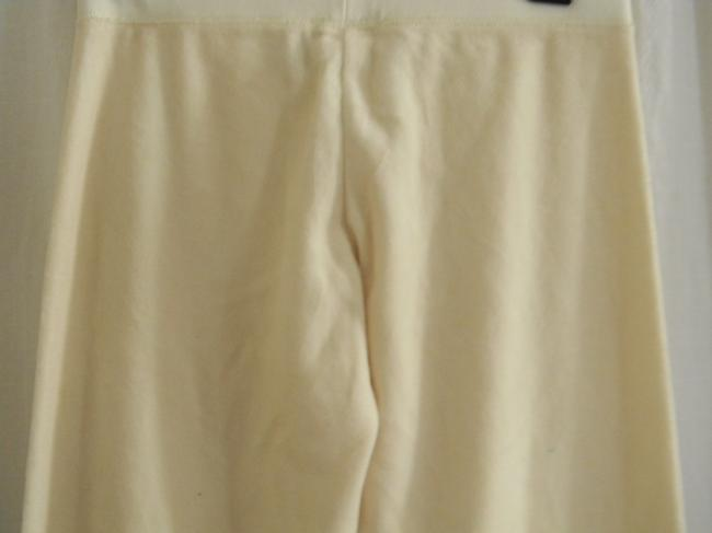 Juicy Couture Athletic Pants Ivory