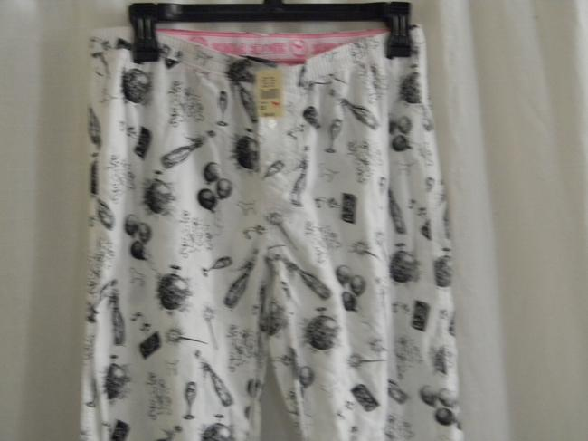 Victoria's Secret Baggy Pants White