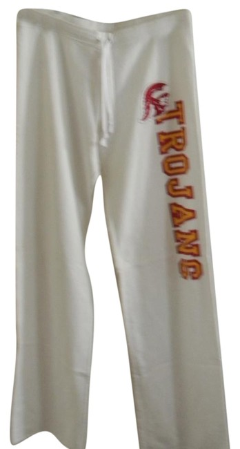 Preload https://img-static.tradesy.com/item/21166548/victoria-s-secret-white-team-collegiate-trojans-lounge-baggy-pants-size-12-l-32-33-0-1-650-650.jpg