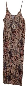 multi Maxi Dress by Last Exit