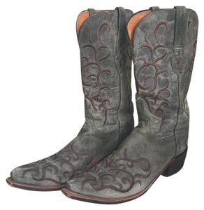 Lucchese Sea green Boots