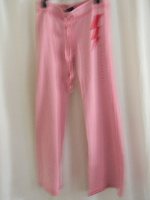 Preload https://img-static.tradesy.com/item/21166730/victoria-s-secret-pink-lighting-graphic-sweats-lounge-relaxed-fit-pants-size-8-m-29-30-0-0-650-650.jpg