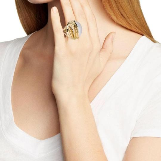 Alexis Bittar AB Lucite Cocktail Ring