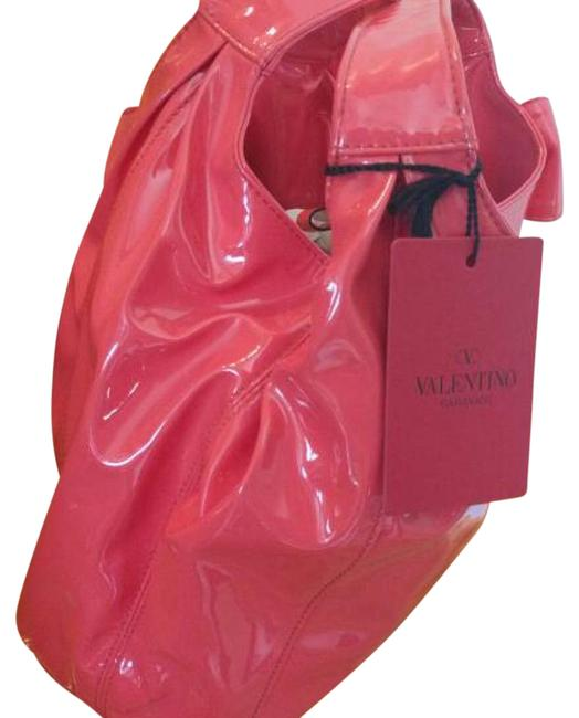 Item - Pink Patent Leather Hobo Bag