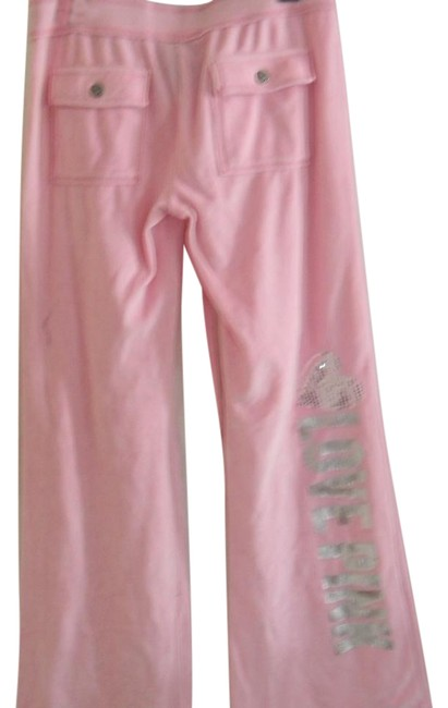Preload https://img-static.tradesy.com/item/21166950/victoria-s-secret-pink-love-sequin-graphic-sweats-lounge-velour-relaxed-fit-pants-size-8-m-29-30-0-1-650-650.jpg