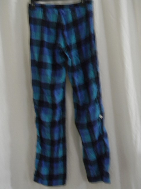 Victoria's Secret Relaxed Pants Blue