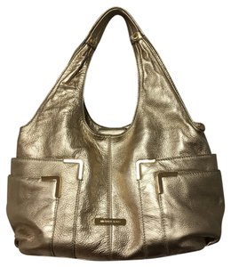 Michael Kors Designer Tote in Gold
