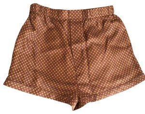 Marc Jacobs Mini/Short Shorts brown