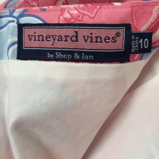 Vineyard Vines Preppy Mini Skirt Pink